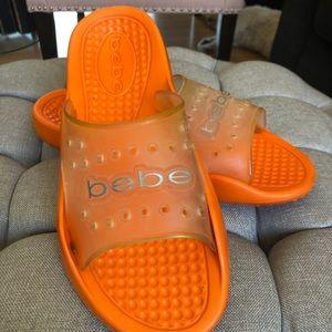 Bebe Orange Slides